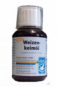 Backs Weizenkeimöl 100 ml